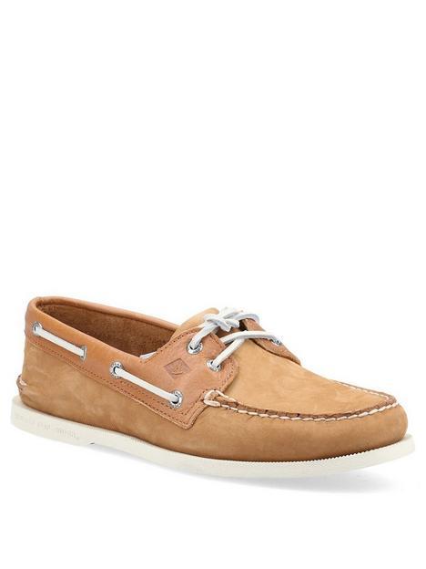sperry-authentic-originalnbsp2-eye-tumbled-leather-nubuck-boat-shoe-tan