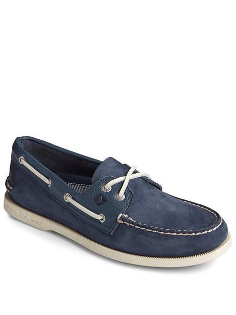 sperry-authentic-original-2-eye-tumbled-leathernbspnubuck-boat-shoe-navy
