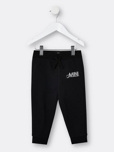 river-island-mini-boys-mini-logo-jogpants-black