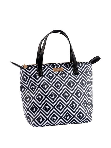 beau-elliot-insulated-luxury-7-litre-lunch-tote-tile-300ml-stainless-steel-travel-mug-black-broken-hearted