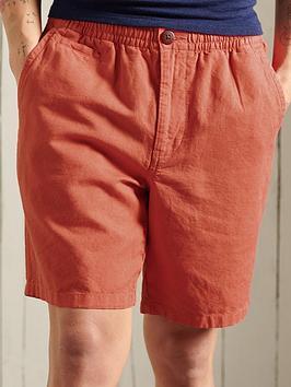 superdry-linen-shorts