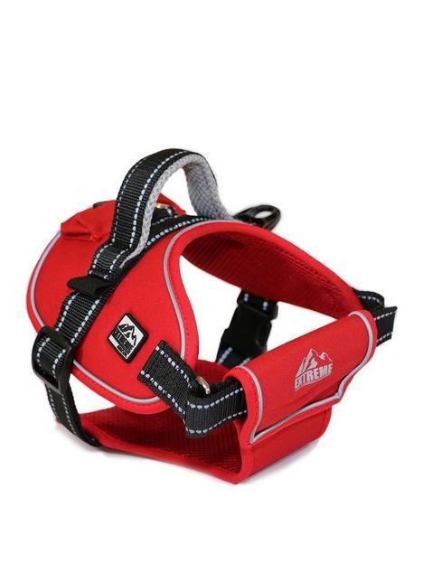 ancol-extreme-harness-red-l