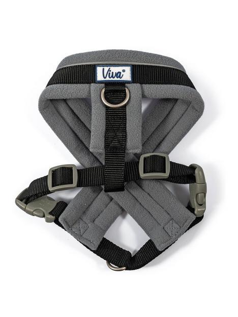 ancol-padded-harness-black-41-53cm