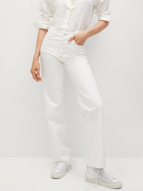 mango-full-length-jean-whitenbsp