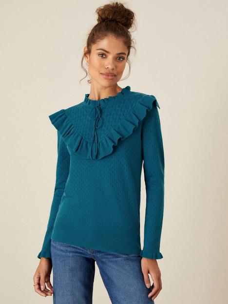 monsoon-monsoon-ronnie-rufflevfrill-with-lace-up-jumper