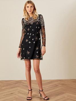 monsoon-monsoon-sustainable-star-embellished-tunic-dress