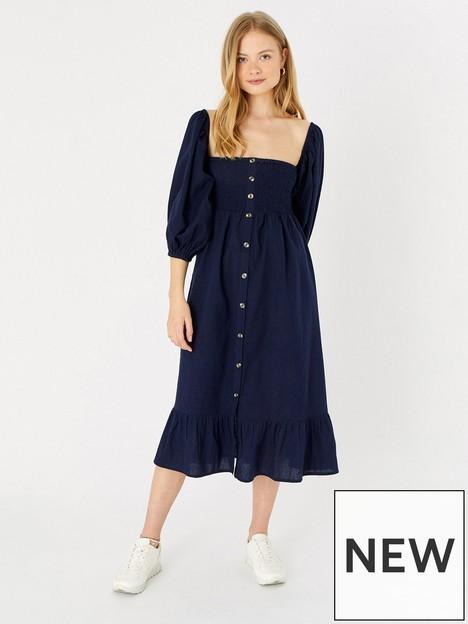 accessorize-button-bardot-maxi-dress
