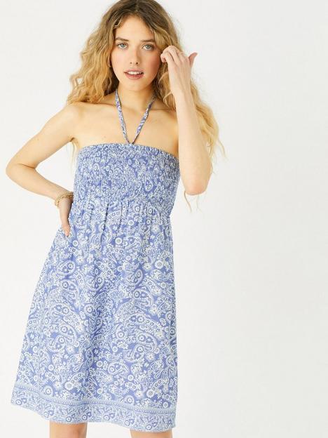 accessorize-paisley-bandeau-dress