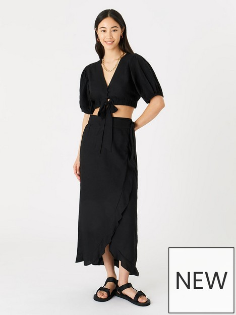 accessorize-tie-front-co-ord-top
