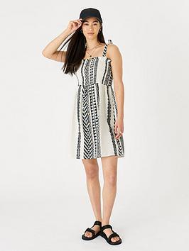 accessorize-jacquard-bandeau-dress