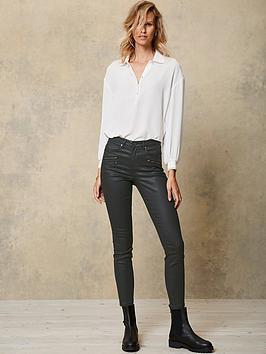 mint-velvet-nbspdenver-coated-biker-jeans--nbspkhaki