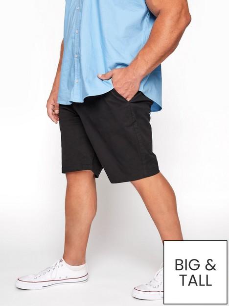 badrhino-stretch-chino-shorts-black