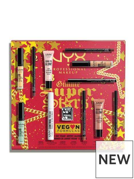 nyx-professional-makeup-nyx-professional-makeup-gimme-super-stars-12-day-vegan-iconic-advent-countdown-calendar