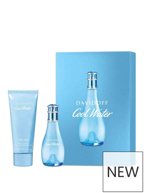 davidoff-cool-water-women-30ml-eau-de-toilette-75ml-body-lotion-gift-set