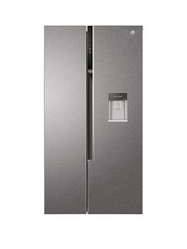 Hoover H-Fridge 500 Maxi American Fridge Freezer With Water Dispenser Best Price, Cheapest Prices