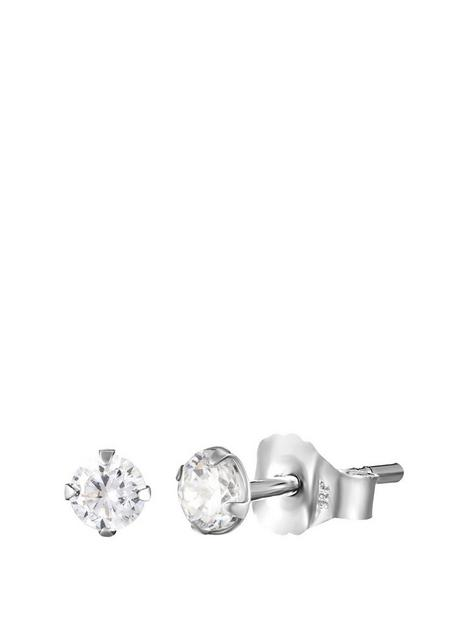 the-love-silver-collection-sterling-silver-3mm-round-brilliant-cubic-zirconia-stud-earrings