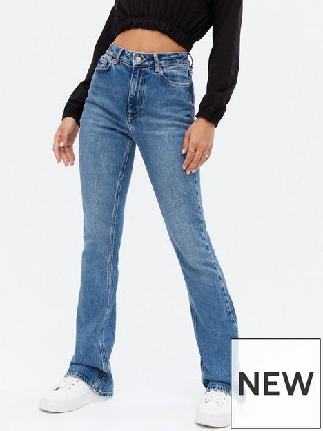 new-look-flare-jean-baggins