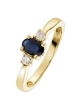 love-gem-9ct-yellow-gold-46mm-sapphire-and-010ct-diamond-ring