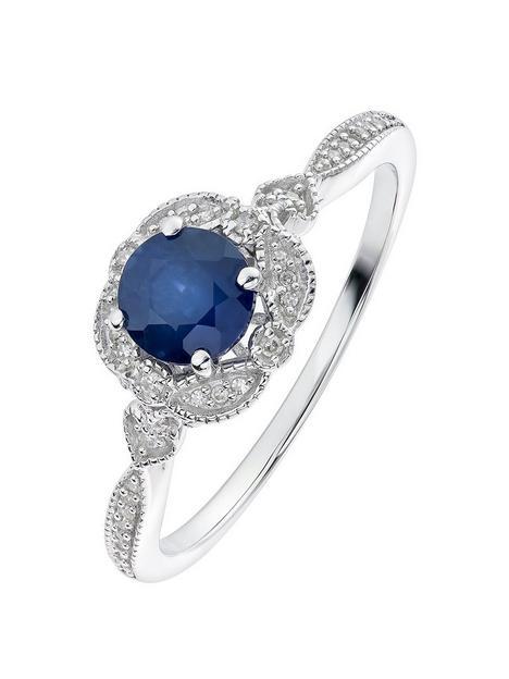 love-gem-arrosa-9ct-white-gold-5mm-sapphire-and-diamond-ring