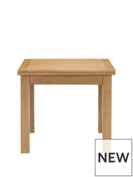 julian-bowen-astoria-flip-top-dining-table