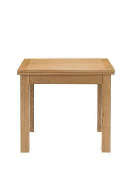 Julian Bowen Astoria Flip-Top Dining Table