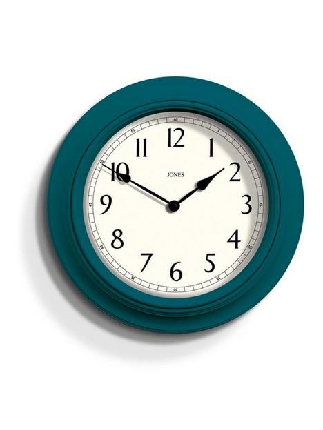 jones-clocks-supper-club-wall-clock