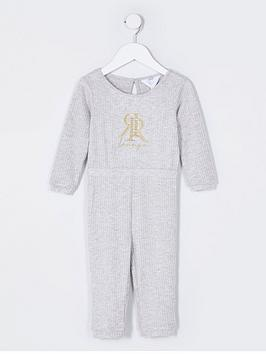 river-island-mini-mini-girls-robbed-embroidered-all-in-one--nbspgrey