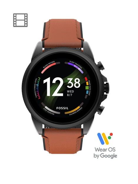 fossil-gen-6-mens-smartwatch-leather