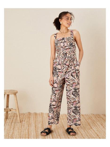 monsoon-palm-print-poplin-jumpsuit