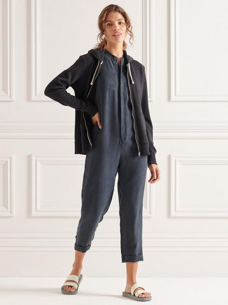 superdry-cupro-sleeveless-jumpsuit-navy