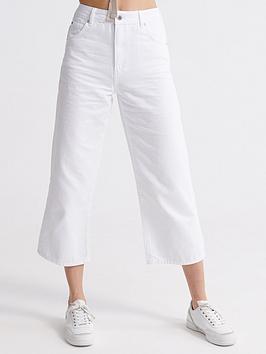 superdry-wide-leg-crop-jeans-white