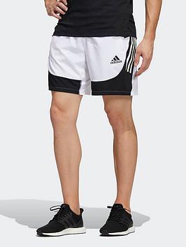 adidas-aeroready-3-stripes-slim-shorts