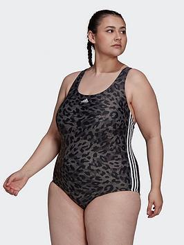 adidas-sh3ro-summerglow-3-stripes-swimsuit-plus-size