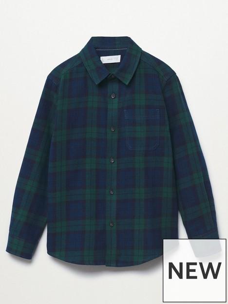mango-boys-checked-long-sleeve-shirt