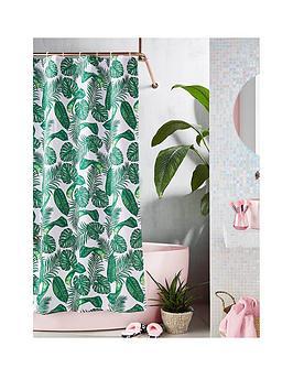 Skinny Dip Skinny Dip London Dominica Shower Curtain