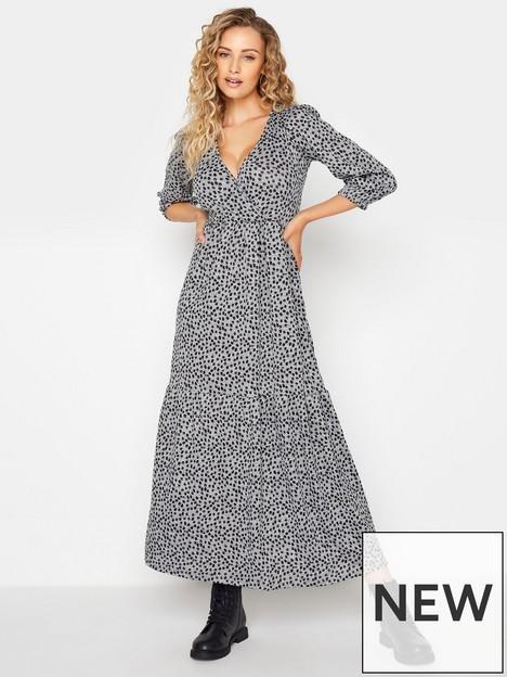 long-tall-sally-long-tall-sally-animal-print-wrap-midaxi-dress