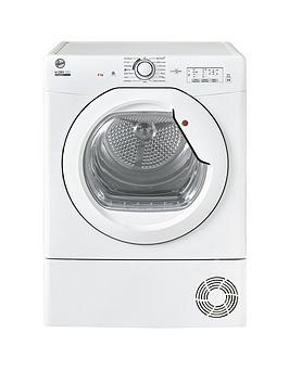 Hoover H-Dry 100 Hlec8Lg-80 8Kg Condenser Tumble Dryer - White