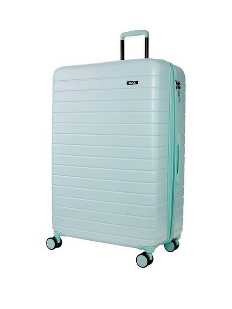 rock-luggage-novo-extra-large-8-wheel-suitcases-pastel-green