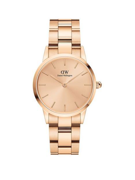 daniel-wellington-daniel-wellington-iconic-link-unitone-rose-gold-pvd-ladies-watch