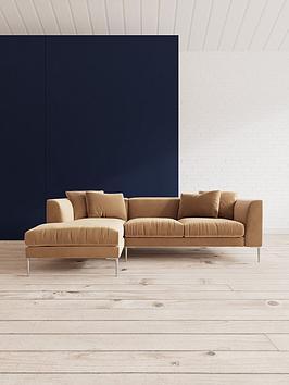 swoon-alena-fabric-left-handnbspcorner-sofa-easy-velvet