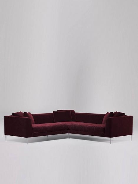 swoon-alena-fabric-5-seater-corner-sofa-easy-velvet