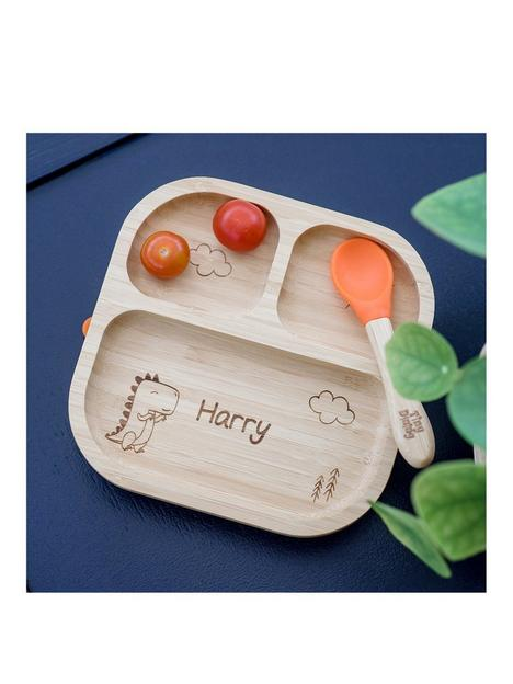 signature-gifts-dinosaur-bamboo-suction-plate-spoon