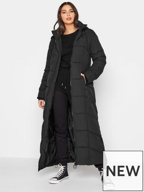 long-tall-sally-longline-paddednbspcoat-black