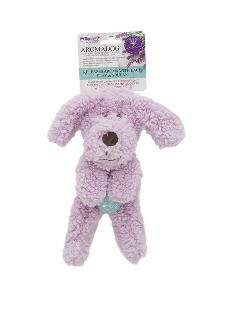 aromadog-calm-fleece-flattie-dog-toy