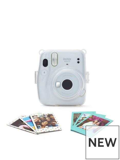 fujifilm-instax-mini-11-ice-white-camera-kit