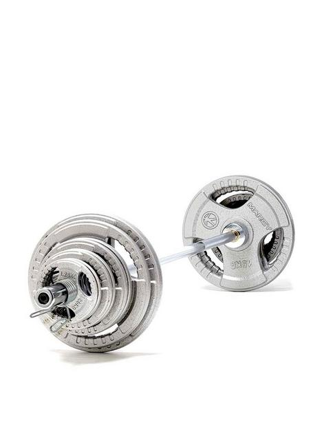 marcy-bs-100kg-olympic-weight-set