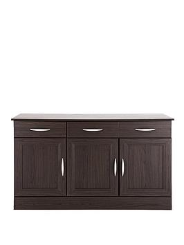 consort-kensington-ready-assembled-large-oak-effect-sideboard