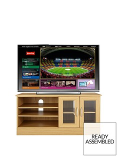 Consort Kensington Ready Assembled TV Unit - fits up to 50 inch TV