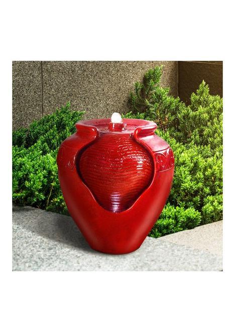 peaktop-peaktop-water-fountain-indoor-conservatory-garden-red-with-lights