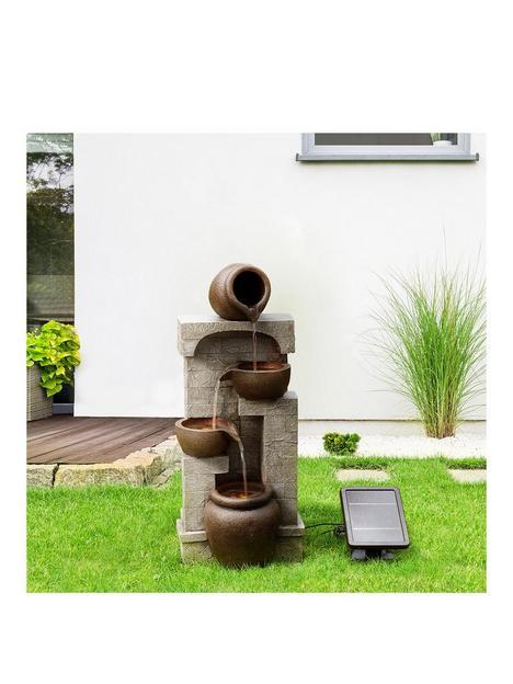 peaktop-peaktop-solar-power-water-fountain-garden-bronze-ornament
